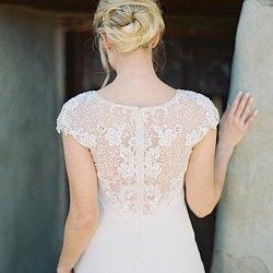 Subtle Vintage Glam Wedding Inspiration