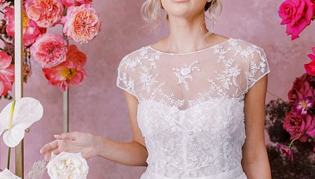 The ultimate guide to wedding dress styles