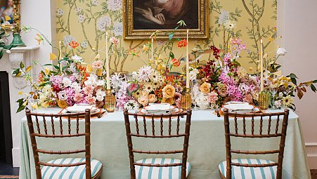 ​5 Ways to Create Statement Florals on Your Wedding Day