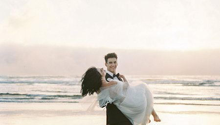 Horizons - Cannon Beach Wedding Inspiration