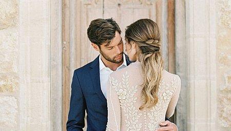 Italian style Sunstone Winery Wedding Inspiration
