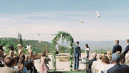 7 tips to create a Scandinavian style wedding