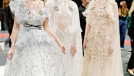 10 COLORED WEDDING DRESSES FOR THE FINE ART BRIDE - BBFW21
