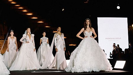 15 FULL SKIRTS & WEDDING DRESSES WITH POCKETS FROM BBFW21