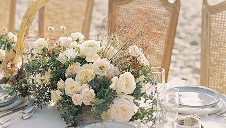 6 pretty tablescape ideas to inspire your reception style