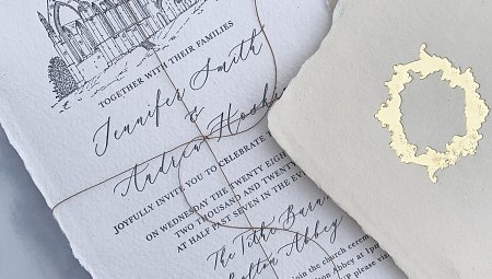 6 antique wedding stationery ideas you'll love