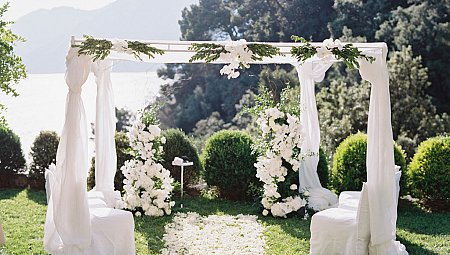 Sophisticated Micro Wedding in Amalfi Coast Italy