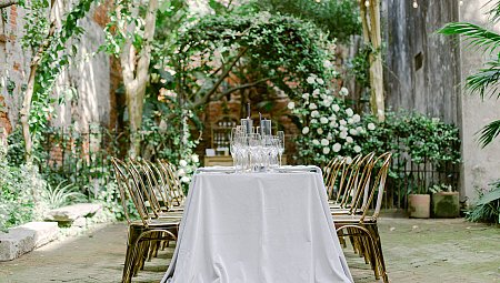 Top New Orleans Courtyard Wedding Venues