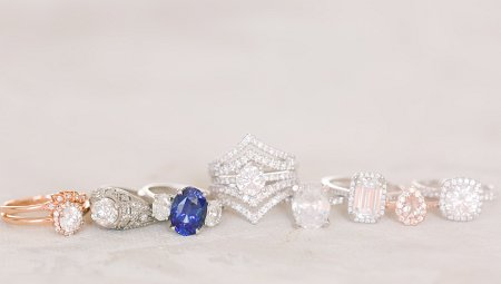 6 Perfect Engagement & Wedding Rings for this Holiday Season