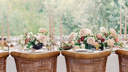 Modern Italian Destination Wedding Inspiration