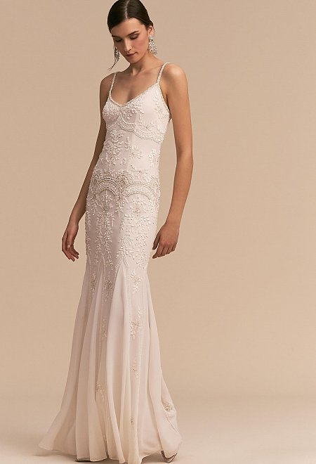 Naomi Embellished Gown