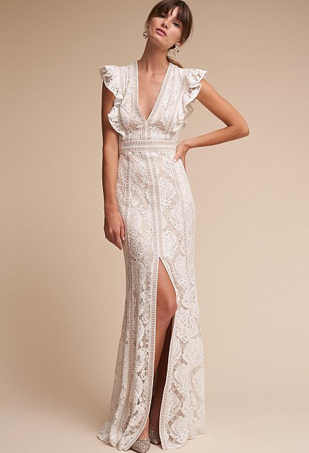 Placid Boho Gown