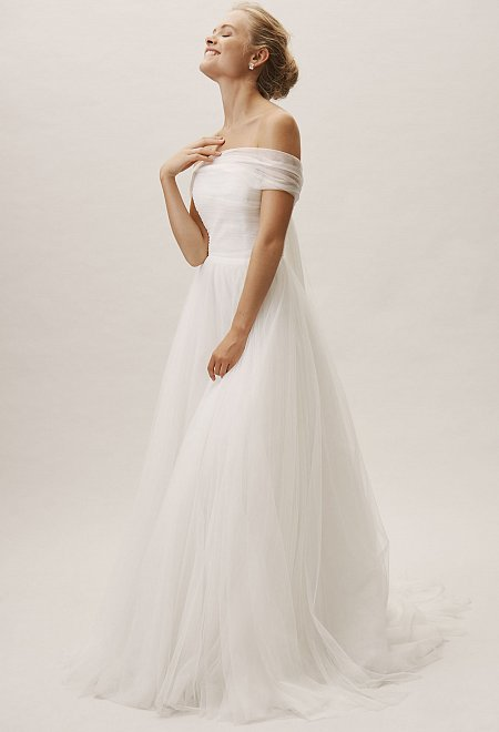 Jillian Convertible Gown by Jenny Yoo