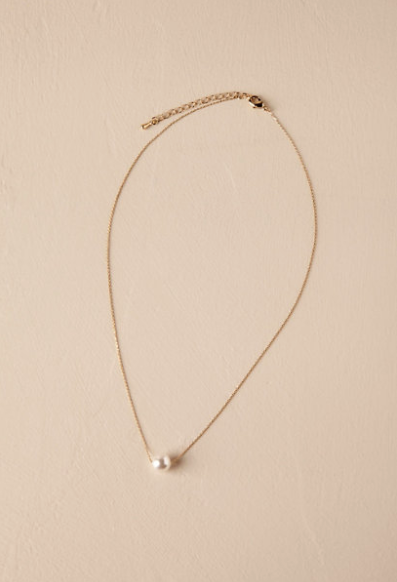 Serra Pearl Necklace