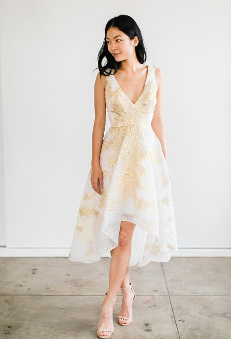 GRAMERCY DRESS BY CAROL HANNAH