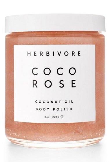 'Coco Rose' Coconut Oil Body Polish